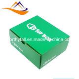 包むペーパーギフト用の箱カスタムロゴの紙箱
