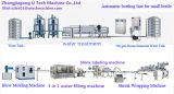 Alta qualidade 2016 que bebe a planta de engarrafamento da água mineral