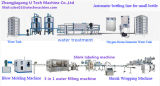 2016 alta calidad potable planta embotelladora de agua mineral
