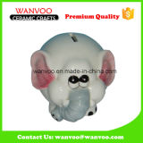 Presente cerâmico de pintura personalizado da venda por atacado do banco do dinheiro
