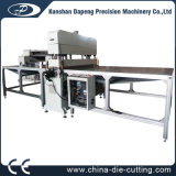 Plastic Packing를 위한 두 배 Side Automatic Feeding Die Cutting Press Machine