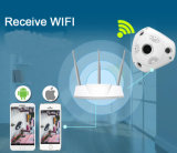 IP WiFi 360 de Panoramische Camera van Fisheye Vr