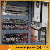 Boudineuse à vis simple pour des matériaux de PVC de PE de pp (SJ)