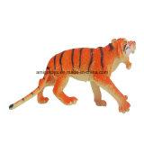 Brinquedos animais do grande tigre do PVC do plástico para miúdos