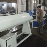 Tubulação do PVC UPVC que faz a máquina
