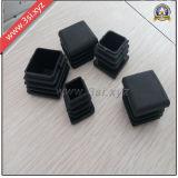 Calotte di protezione dei piedini neri quadrati dello scrittorio (YZF-H210)