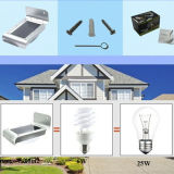 1W Wall Sensor LED Solar Light (Outdoor Lighting Lamp)
