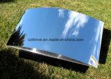 Feuille en aluminium de miroir pour l'éclairage (anodisé, stratifié, poli)