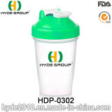 пластичная бутылка трасучки Blender 400ml, пластичная бутылка трасучки протеина (HDP-0302)