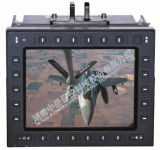 "8.4 "" schroffes Airborne TFT LCD Display für Aviation Displays"