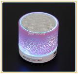 Beweglicher MiniBluetooth Lautsprecher mit TF-Karten-buntem Freisprechlicht (ID6005)