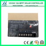 controladores solares da carga de 10A 12V/24V auto MPPT (QW-MT10A)