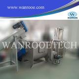 Machine à laver de réutilisation en plastique de perte de PE de pp