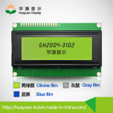 Module 4X20 20X4 alphanumérique LCM d'écran LCD