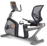 Vélo couché commercial d'équipement de gymnastique d'Equipmt de forme physique pour la pièce de gymnastique