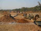 Nasse Wannen-reibendes Tausendstel für Gold in der Sudan-Goldmine