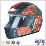 점 차가운 굵은 활자 모터바이크 또는 기관자전차 헬멧 (FL119)