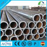 Prezzo rotondo del tubo d'acciaio di figura ERW della sezione di Q195 1.2mm