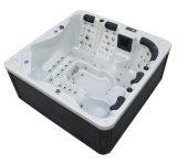 De nieuwe LuxeMassage Bathtub Outdoor Whirlpool SPA van het Geslacht
