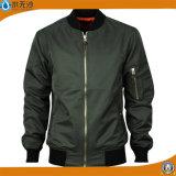 Куртки ворота людей куртка способа, котор покрывает вскользь пальто Outwear