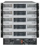 2つのチャネルの電力増幅器2*300W (PA-300)