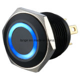 Nuovo tipo! ! ! Interruttore di pulsante impermeabile industriale del corpo 16mm di RoHS del CE breve