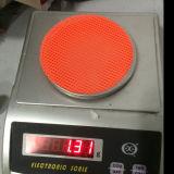Tessuto di maglia arancione del tessuto per la maglia di sicurezza