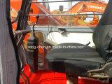 Máquina escavadora usada de Hitachi Ex60-1 da máquina escavadora da esteira rolante de Hitachi