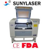 Máquina de grabado láser de CO2 60W para el bambú con el CE FDA