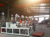 PVC 대리석 위원회 압출기 기계장치를 인쇄하는 열전달