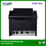La impresora de la escritura de la etiqueta de código de barras Ocbp-005 para la etiqueta engomada del precio de la impresión etiqueta códigos de barras