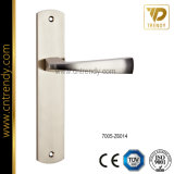 Traitement de blocage de levier de traitement de porte de patio sur la plaque arrière (7005-Z6014)