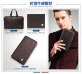 Fabrik-Preis Allport Mappen-echtes Leder-Handtaschen