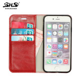 Card Slotの多彩なPU Leather Book Mobile Case