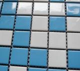 Mosaico Polished da porcelana para a piscina