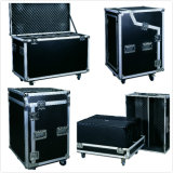 Cremalheira do DJ, Flightcase