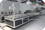 Máquinas de extrusora de perfil de janela de PVC UPVC de plástico
