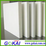 PVC Foam Board (GK-PVC10P) de 1mm-50m m White