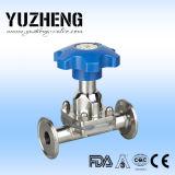 Fabricante de la válvula de diafragma de Yuzheng FDA
