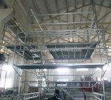 SGS аттестовал леса Ringlock для конструкции