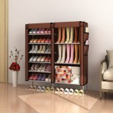 Preiswertes 9-Tier Non-Woven Fabric Shoe Cabinet (WS16-0044, mit großer Lagerung)