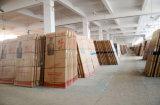 China Best Price with Tempering Glass Steel Door (FD-910)