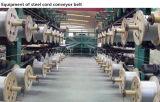 Stahlnetzkabel verstärktes Gummiförderband