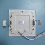 Luz de Painel do Diodo Emissor de Luz de 200*200 15W com 3 Anos de Garantia