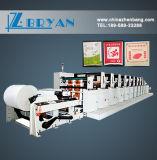 標準中国の製造業者の紙箱4カラーFlexoの印字機、屈曲の印字機の価格