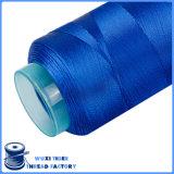Cuerda de rosca profesional del bordado del rayón 75D del OEM para la tela