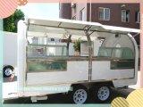 Ys-Fb200I 고품질 큰 음식 트레일러 이동할 수 있는 대중음식점 트럭