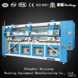 Industrielle Wäscherei Flatwork Ironer (Gas) des Hotel-Gebrauch-drei der Rollen-(2800mm)