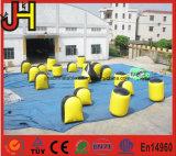 Insieme gonfiabile del carbonile dell'aria, barriere gonfiabili di Paintball, giacimento gonfiabile del carbonile di Paintball