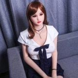 силикона груди 165cm кукла секса малого японского взрослый, кукла секса кремния молодая